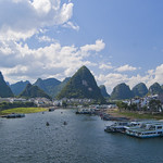"Yangshuo County // 阳朔县 • <a style=""font-size:0.8em;"" href=""http://www.flickr.com/photos/28211982@N07/16348553198/"" target=""_blank"">View on Flickr</a>"