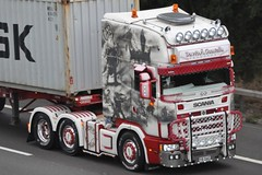 David Guatella Scania R144L Y  8 DAG (truck_photos) Tags: