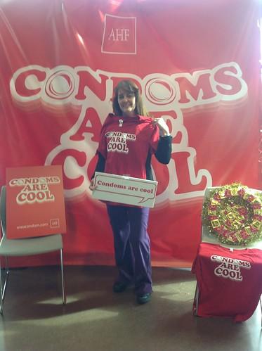 International Condom Day 2015: Fayetteville, NC