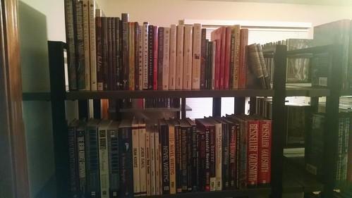 Dean Koontz book fan photo