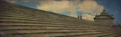 [20/2015] cerquita del cielo - very close to heaven (jesuscm) Tags: roof santiago sky texture textura architecture arquitectura nikon heaven cathedral catedral galicia cielo compostela cubiertas jesuscm