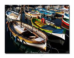 Pointus. (armandbrignoli) Tags: pointu barque nice mer ville azur bateau eau couleur port canon boat sea harbor city water