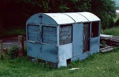 Photo of Type 40 Mk I Wickham chicken shed.