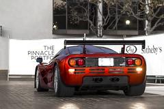 McLaren F1 (Axion23) Tags: orange car monterey f1 mclaren week 1998 portfolio lm pinnacle specification