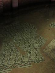 Mosaque (IVe), crypte de la basilique Saint Franois, piazza San Francesco, Ravenne, Emilie-Romagne, Italie. (byb64) Tags: city italien italy rome roma church town europa europe italia roman mosaic basilica 4th iglesia kirche eu ciudad mosaico emilia chiesa igreja ive 10th 11th romanesque glise crypt middleages romain italie romanempire ville ravena ravenna cripta citta ue emiliaromagna medioevo romanico basilique mosaque romagna mosaik crypte antiquit xe xie moyenage ravenne romanesqueart igrexa krypta imperioromano romagne imperoromano edadmedia artroman empireromain basilicasanfrancesco emilieromagne rmischekaiserzeit