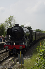 CJM_3202 (cjmillsnun@btinternet.com) Tags: heritage trains hampshire steam locomotive flyingscotsman steamlocomotive romsey nikond7000