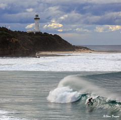 0S1A8105 (Steve Daggar) Tags: lighthouse seascape storm surf waves moody dramatic wave australia coastline norahhead soldiersbeach