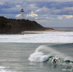 0S1A8105 (Steve Daggar) Tags: lighthouse seascape storm surf waves moody dramatic wave australia coastline norahhead soldiersbeach