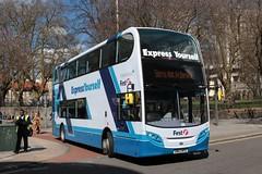 Alexander-Dennis Trident2 Enviro400 (DennisDartSLF) Tags: bus bristol first enviro expressyourself alexanderdennis 33830 trident2 enviro400 somersetandavon sn63myo