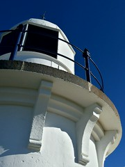 Port Lighthouse (dw01010101) Tags: blue lighthouse white portmacquarie tackingpoint
