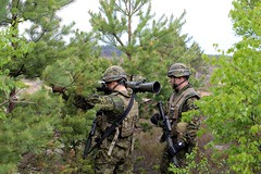 Photo of the Week / Photo de la Semaine 20.05.2016 (Canadian Army | Arme canadienne) Tags: exercise gustav carl hunter lithuania canadianforces canadianarmy