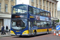 Konectbus 511 LB02YWY (Will Swain) Tags: norwich 14th may 2016 south east norfolk city centre bus buses transport travel uk britain vehicle vehicles county country england english goahead london central vwl2 konectbus 511 lb02ywy