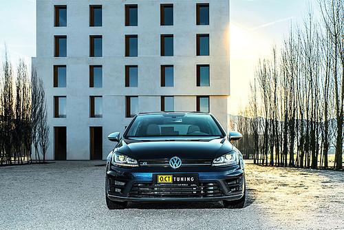 Volkswagen Golf R VII от O.CT Tuning