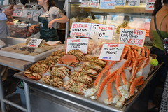 Pike Place Fish Market 1 (4) (Tommy Hjort) Tags: seattle travel usa fish market pikeplacemarket fishmarket fisk marknad