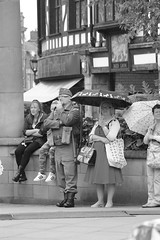 Rotherham Vintage Hop June 2016 (20) (Chris.,) Tags: blackandwhite bw canon blackwhite dance war song crowd 1940s 1950s creativecommons hiphop polkadot rotherham allsaintssquare vintagehop queens90thbirthdaycelebration