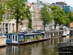 Nieuwe Prinsengracht 11-6-16 (kees.stoof) Tags: amsterdam canal centrum grachten gracht woonboot nieuweprinsengracht woonark