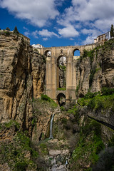 Puente Nuevo de Ronda   [Explore 14-06-2016 ! ] (andbog) Tags: bridge panorama espaa nature architecture clouds river landscape puente waterfall spain nuvole sony fiume natura canyon andalucia cliffs ponte explore espana ronda gorge es alpha sonya andalusia sel architettura paesaggio spagna csc oss cascata ilce explored sonyalpha inexplore mirrorless guadalevn eltajo 1650mm a6000 sony emount selp1650 sonyalpha6000 ilce6000 sonya6000 sonyilce6000 sony6000 6000 over100fav