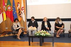 Teresa Morais em Coimbra