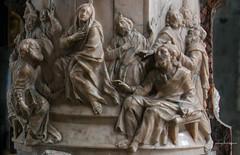 Holy....sculpture (greg luengen) Tags: church architecture cathedral kathedrale skulptur salem spiritual schloss