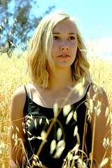 Brenna (katelynnparedes1) Tags: california light summer portrait girl santabarbara photoshop canon 50mm gold blonde goleta t3i 50mm18 goldenlight sunnset canont3i