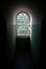 Attic window no.1 || Cornus Hill Mansion (BrooklinSC) Tags: ohio abandoned window firestone mansion akron urbex urbexing cornushillmansion
