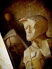 (Anthony D. Cordova) Tags: barcelona church spain sagradafamilia statuary