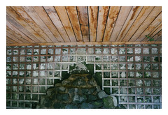 . (-klik-) Tags: wood slats damp