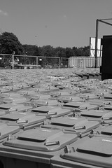 Maximabrug-612-b&w (leoval283) Tags: architecture river concrete construction roads viewing architectuur alphenaandenrijn alphen bezichtiging ouderijn dagvandebouw maximabrug maximabridge