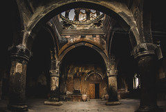 Hovhannavanq (Ani  Melikyan) Tags: monastery armenia ohanavan hovahannavanq