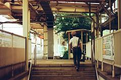 Kozu Station (evo1ute.G) Tags: 100 expired solaris zeissmakrozf1002 11000swideopen