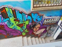 street art Veliko Tarnovo (Elena Scortecci) Tags: street urban streetart art colors graffiti arte bulgaria urbano colori tarnovo velikotarnovo veliko