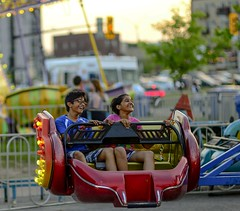 Barrie Waterfront Festival 2016 (BaronW) Tags: people ontario festival nikon barrie carnivalrides d610 85mmf14