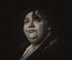 Aunty (Cimber_Photos) Tags: portrait woman face portraits faces portraiture denmak