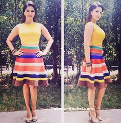 Sunny Leone Pre-Birthday Bash party Pictures May 13th-PakeezaAnchal.com (shaf_prince) Tags: sunnyleone bollywoodactress silveranklets sleevelesstop highheelssandals kneelengthskirt ladiestops celebritydresses celebritiesbirthday actressinyellowdresses celebrityshortskirt shortskirtforgirls actressinskirts skimpyshortskirt
