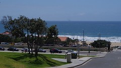 Manhattan Beach (kristenlanum) Tags: ocean california blue summer sky beach water losangeles sand pacific manhattanbeach