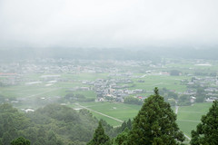 (23fumi) Tags: mist green field japan fog countryside nikon country tamron  a09 d600    tamrona09  tamronspaf2875mmf28xrdi
