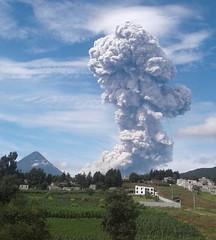 010716 Erupcin Santiaguito 03 (Coordinadora Nacional para Reduccin de Desastres) Tags: guatemala volcn medioambiente quetzaltenango santiaguito erupcin conred