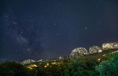 ChipiStars (ricardogz10) Tags: mountain mxico way de stars mexico san valle sierra leon estrellas garcia montaa milky len monterrey lam nuevo madre va milkyway chipinque garza garca ngel ladera lactea