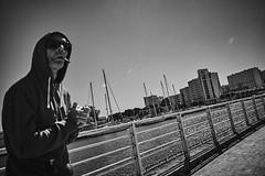 (thierrylothon) Tags: france monochrome flickr fuji bretagne promenade paysage fr morbihan publication noirblanc urbain lorient personnage graphisme c1pro captureonepro phaseone activit wclx100 fujix100t fluxapple