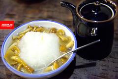 Mushrooms & Radish (APERTURE X & THE CULINARY ADVENTURER) Tags: food japan mushrooms radish appetiser