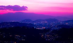 Sunset over Rio de Janeiro (Marijn Willemse) Tags: brazil mountain riodejaneiro vakantie zonsondergang view vista uitzicht sugarloaf podeacar sugarloafmountain brazili grandvista zuidamerika latijnsamerika