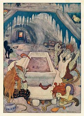 Zonneschijn  1927    ill Anton Pieck pg 72 a (janwillemsen) Tags: fairytale 1927 antonpieck magazinellustration