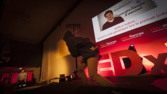 Talks TEDxRennes 2016 Vol du Teddy
