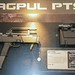 2010 SHOT Show - Magpul PTS Pocket Machine Gun