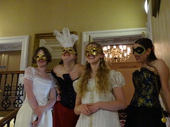 Rochester Dickens Festival Ball 2016 (56) (Gauis Caecilius) Tags: uk england festival ball kent britain victorian rochester masked fte dickens maskerade 2016 festspiel