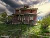 Family Values (Pat Kavanagh) Tags: house canada abandoned landscape farm swing homestead saskatchewan decayed vertorama vetorama