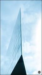 Blue Urban (nobru2607) Tags: architecture lyon 28mm ricoh grd3 grdiii