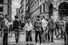 Street Firenze (raffaello bitossi) Tags: street italy florence persone firenze gents tpscana