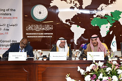 (H.H. Sheikh Abdullah bin Zayed Al Nahyan) Tags: uae jeddah mofa ministers abz   abdullahbinzayed    uaefm  mofaaic