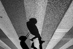 Trolley (Birdhouse camper) Tags: street shadow blackandwhite copenhagen denmark blackwhite fujifilm fujifilmx100s